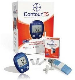 CONTOUR Glukometr Contour TS