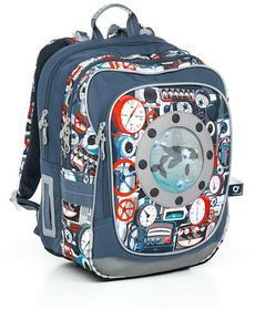 Topgal Plecak szkolny CHI 791 Q - Tyrquise