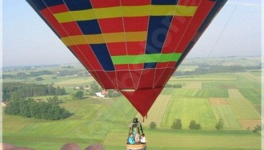 Wyprawa balonem dla grupy przyjaciół - Katowice - dla 6 osób