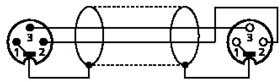 img Stage Line Monacor MECN-1000/SW kabel audio 066030