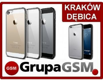 Spigen Etui SGP Ultra Hybrid do iPhone 6/6S Plus (5.5) kolor: CRYSTAL CLEAR SGP1