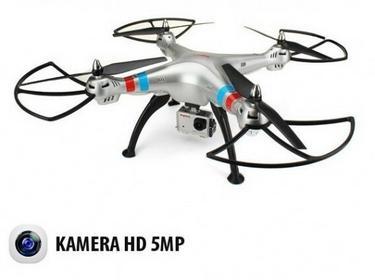 Syma X8G z kamerą