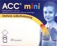 Hexal ACC Mini 100mg 20 szt.