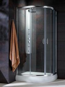 Radaway Premium Plus E 90x80 szkło przejrzyste 30492-01-01N