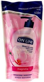 On Line mydło w płynie Magnolia zapas 500ml