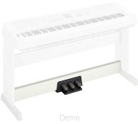 Yamaha LP 7A WH biały panel pedałów do DGX 630 / 640 / 650