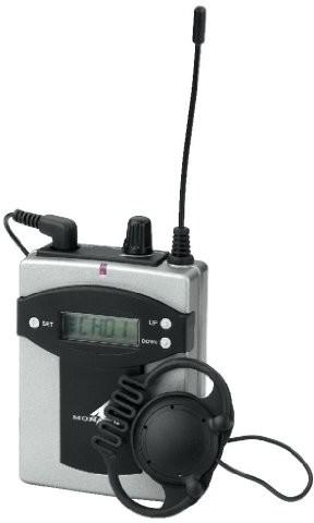 Monacor TXA-800R Receiver odbiornik 172590