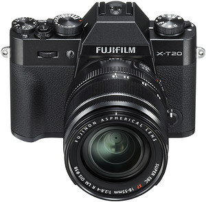 Opinie o Fuji X-T20 + 18-55 czarny