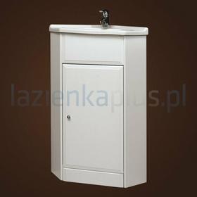Defra Szafka pod umywalkę narożna Armando D50 001-D-05005