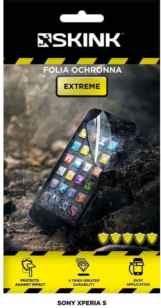 Skink Folia do iPhone 6/6S Plus 5,5`) EXTREME