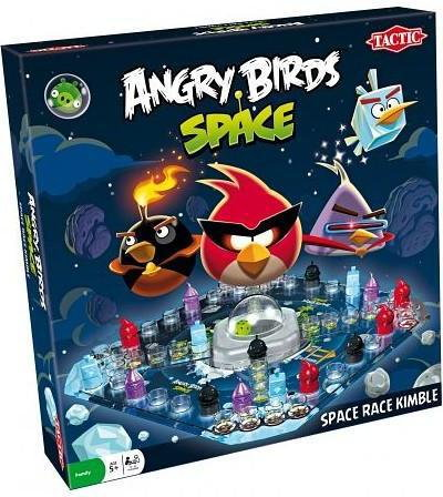 Tactic Angry Birds Space Race Kimble 40589