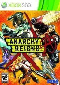 Anarchy Reigns Xbox 360