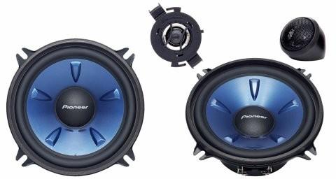 Pioneer TS-H 130313cm 2-drożny system głośników 130W maks.  w, 35W Kompo nom., 40HZ, 90DB (1W/1m) TS-H1303