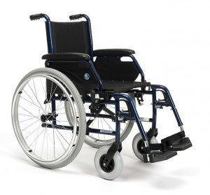 Vermeiren Wózek inwalidzki JAZZ S50