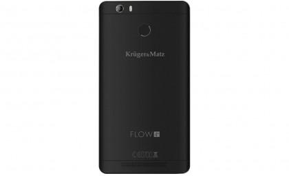 Kruger&Matz Flow 4+ Dual Sim Czarny