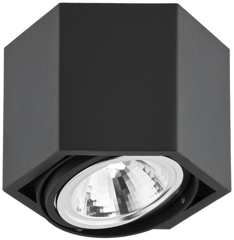 Argon Oprawa natynkowa LED 1pł 3395 ESPRESSO