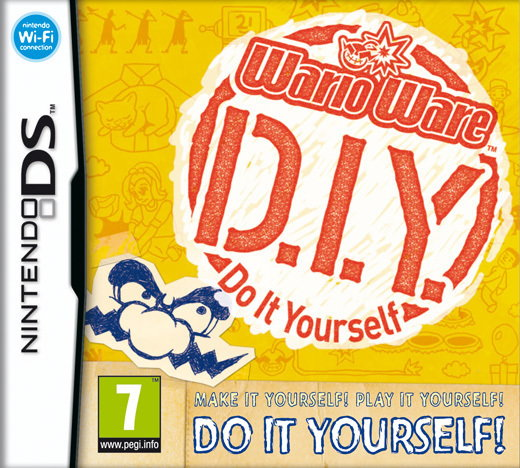 Wario Ware: Do it Yourself NDS