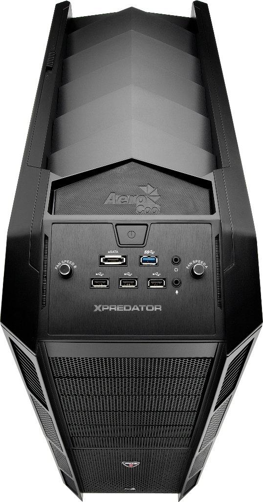Aerocool X-Predator Black