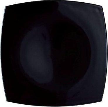 Arcoroc Talerz płytki Delice Blanc - czarny 188mm C9867
