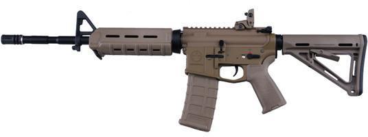 G&P Karabinek szturmowy AEG Magpul M4 MOE - tan (GP-AEG-MP008DE) G