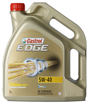 Castrol EDGE Titanium FST 5W-40 51935 51935