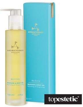 Aromatherapy Associates Revive Massage Body Oil Radosny olejek do ciała 100 ml