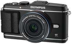 Opinie o Olympus Pen E-P3 + 17 mm czarny