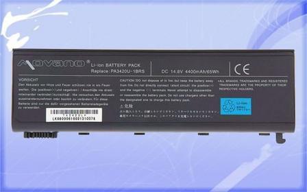 Movano BZ/TO-PA3420 do Toshiba L10, L20