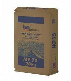 Knauf MP-75 tynk gipsowy maszynowy 20kg