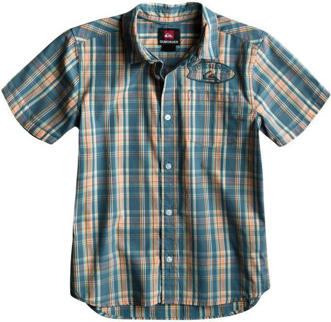Quiksilver koszula dziecięca HONKY TONK SS YOUTH BND0
