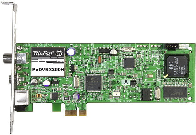Leadtek PXDVR3200 H