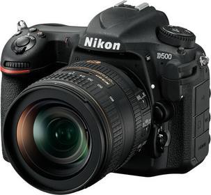 Nikon D500 inne zestawy