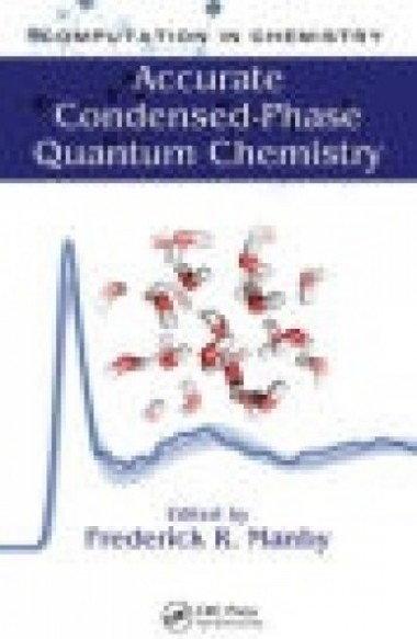 Manby F. Accurate Condensed-Phase Quantum Chemistry - wysyłamy 1-2 dni
