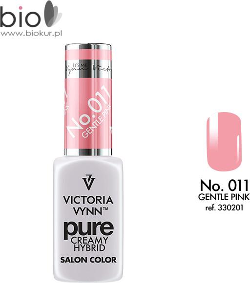 Pure VICTORIA VYNN CREMY HYBRID 011 GENTLE PINK 8 ml