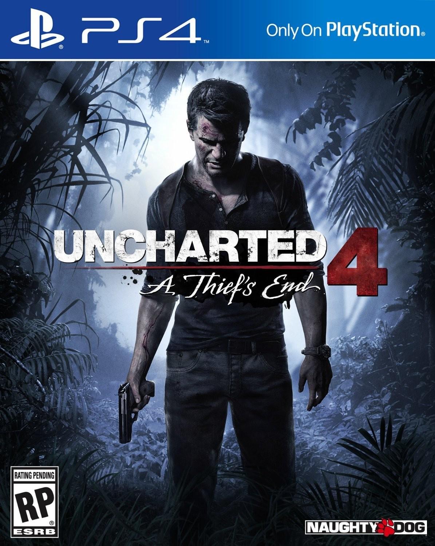 Opinie o   Uncharted 4 Kres ZłodziejaPS4