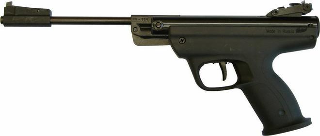 Baikał Wiatrówka Izh-53 4,5 mm