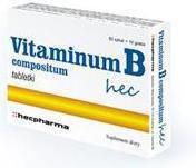 Hecpharma Witamina B compositum 50 szt.