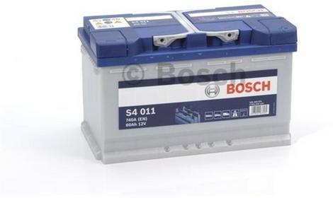 BOSCH S4 0092S40110 80Ah