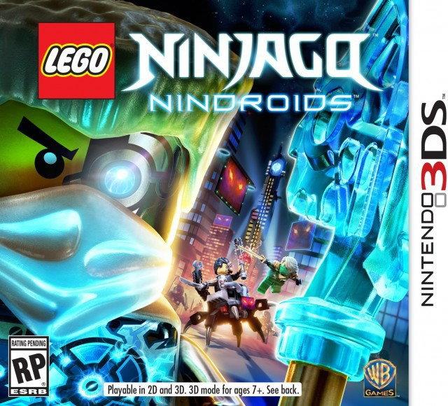Ninjago: Nindroids 3DS