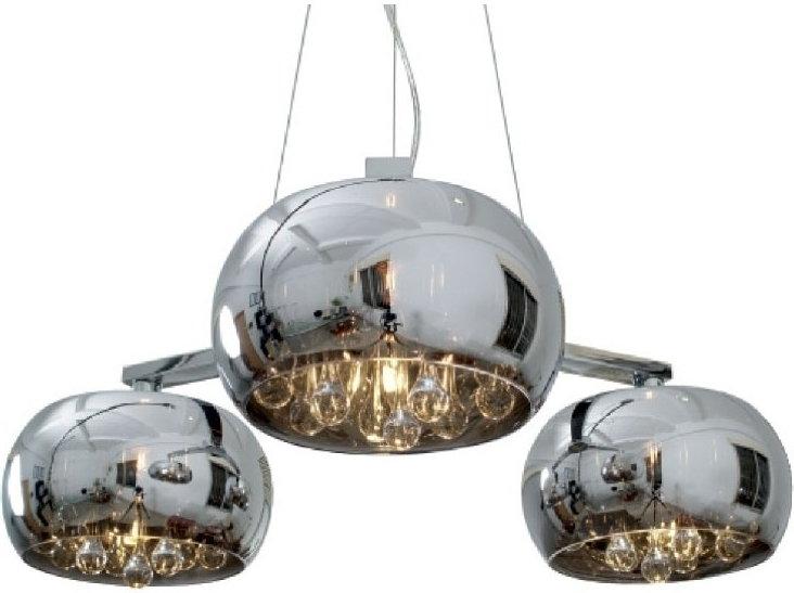 Zuma Line Nowoczesna Lampa Wisząca Oprawa żyrandol Do Salonu Crystal