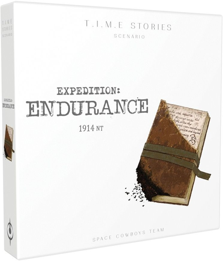 Asmodee T.I.M.E STORIES - Expedition: Endurance