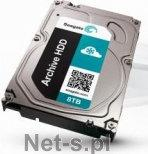 Seagate Dysk Archive HDD, 3.5, 8TB, SATA/600, 5900RPM, 128MB cache