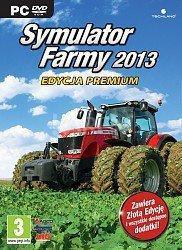 Symulator Farmy 2013 Edycja Premium PC