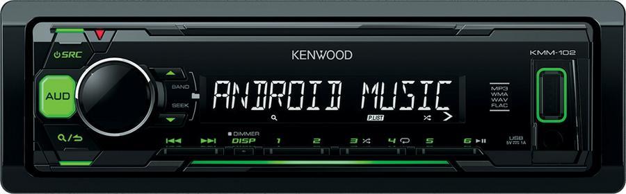 Kenwood KMM-102GY
