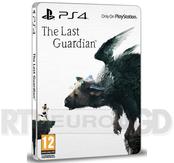 The Last Guardian Edycja Specjalna PS4