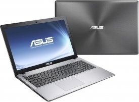 "Asus R510JK-DM009 15,6"", Core i7 2,5GHz, 4GB RAM, 750GB HDD (R510JK-DM009)"