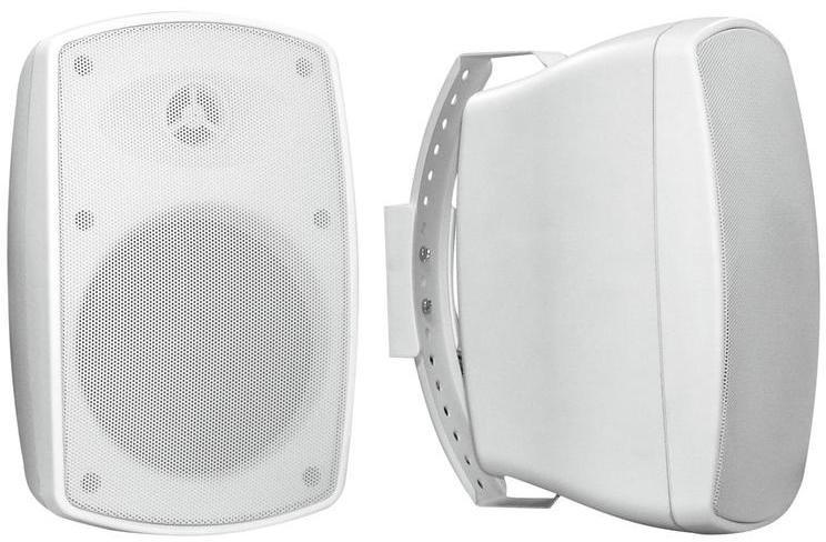OMNITRONIC Głośnik ścienny 11036919 Kolor biały