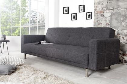 Interior Sofa Rozkładana Monako 215cm - antracyt i-71690