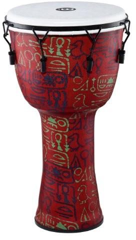 Meinl Percussion meinl Percussion tworzywo sztuczne Djembe z tworzywa sztucznego futra Travel Series spannklauen PMDJ1-M-F