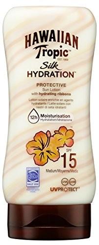 Hawaiian Tropic Zabezpieczenie przeciwsłoneczne  Silk Hydration Lotion LSF 15, 180ML Y00607A0